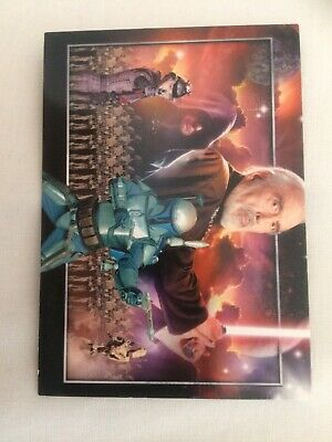 Star Wars Attack Of The Clones Trading Cards 2002 Very Good X 42 + Free Postage