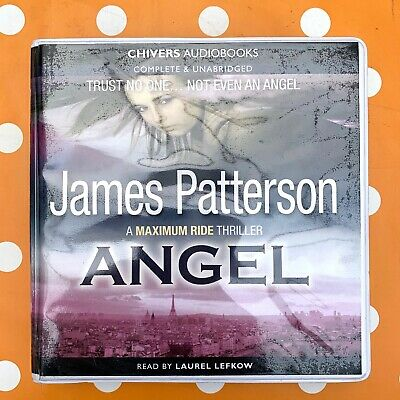 Angel By James Patterson Complete & Unabridged CD Audiobook