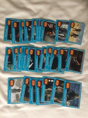 Star Wars The Battle Of Light And Dark Trading Cards X 29 + Free Postage