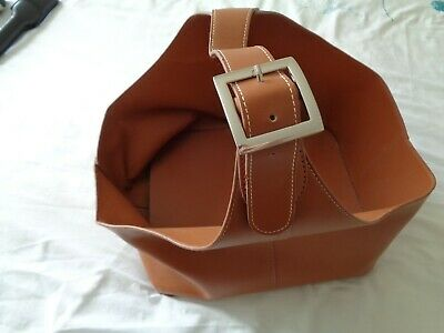 Craft Caddy Open Storage Bag With Adjustable Carry Strap