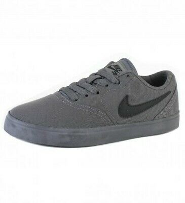 PS Anthracite VAST Grey Cool Grey Size 3 Nike Kids SB Check