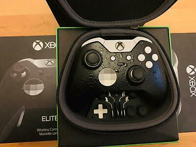 Xbox one elite controller 3D black and white edition