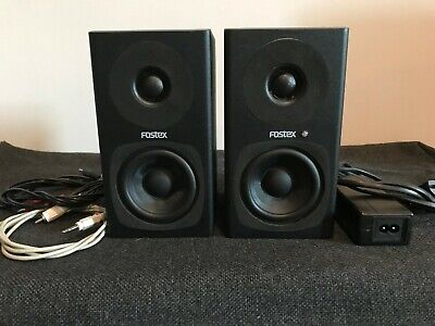 Fostex PM0.3 2-Way 30W Personal Active Speaker System