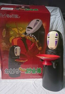 From Japan Benelic Spirited Away Soy Sauce Dispenser No Face Studio Ghibli Ac..