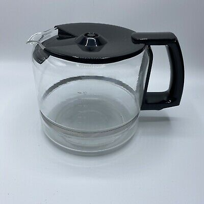 Krups 12 Cup Glass Coffee Carafe, Krups Glass Coffee Pot Replacement