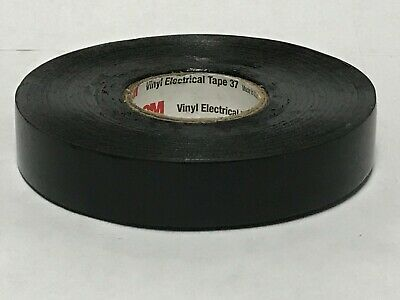 "3//4/"" X 36 yd Mil-Spec M24391-02 3M Vinyl Electrical Insulation Tape 37 8 Pc"