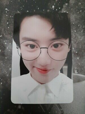 EXO Chanyeol Universe Photocard Official