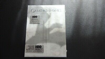 GAME of THRONES The COMPLETE THIRD SEASON All 10 Episodes +Bonus Features SEALED