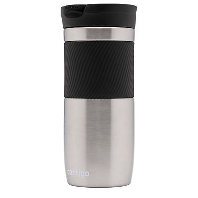 Contigo Byron Snapseal Travel Mug Stainless Steel 470ml