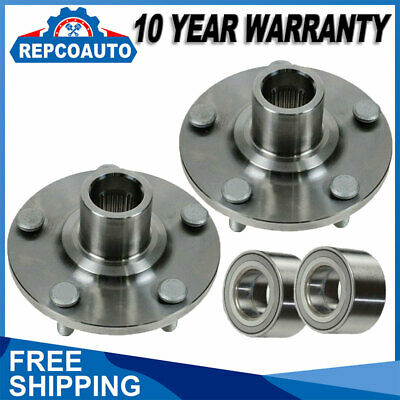 Set of 2 Front Wheel Hub Bearing Assembly Left&Right fits Toyota ,Lexus Models