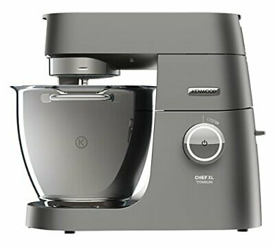 KENWOOD Chef Titanium XL Stand Mixer for Baking - Powerful and Stylish Kitchen