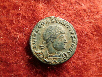 Roman Coin Constantius II-See Description re Certificate of Authenticity 20PP105