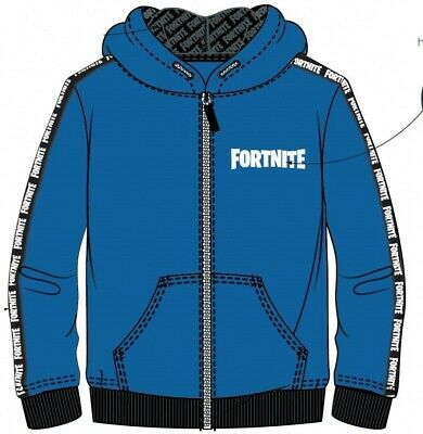 Boys Girls Kids Children Gamer Fortnite Jumper Hoodie Hoody Sweatshirt B 6-14Yrs