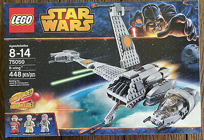 DISPLAY STAND for Star Wars Lego 75050 6208 B-Wing Starfighter Nice!