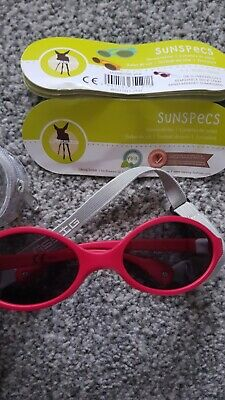 Lassig Baby Sunglasses With Removable Back Strap