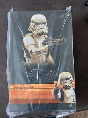 Hot Toys Remnant Stormtrooper 1:6 Scale Figure The Mandalorian TMS001 Sideshow