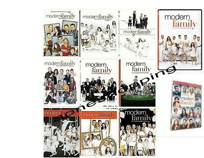 Modern Family The Complete Series DVD Seasons 1-11 ( 34-DVD Disc Set ) NEW
