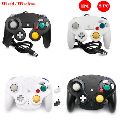 Wired /Wireless NGC Controller Gamepad Joypad for Nintendo Gamecube GC Console