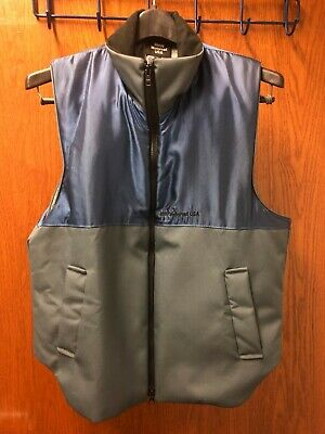 Bmw Motorcycle Heated Vest With Control Cable Size Large 12V