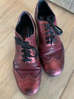 Miller And Ben Custom Tap Shoes 39
