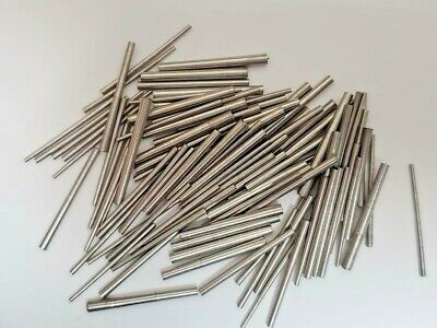 Clock Taper Pins Steel Assorted Sizes Package of 100 Wall Grandfather Clocks