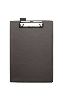 /'Superior/' A4 Size Rigid PVC Clipboard with Pen Holder in BLUE