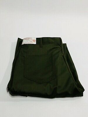 New Vintage Men's Boy Scouts Of America Cargo Pants Size 38 USA New old stock