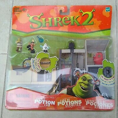 Dreamworks Shrek Far Far Away Castle And Playsets Including Micro Figures 31 99 Picclick Uk