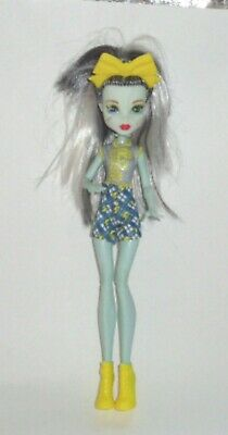 Mattel Monster High School Spirit Frankie Stein Doll