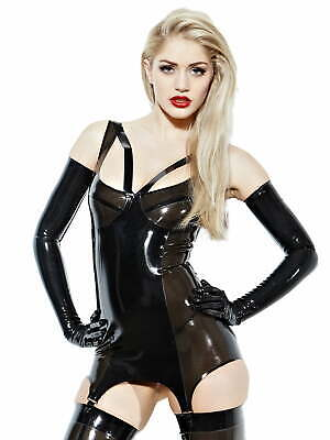 Honour Cigarello Latex Corselette