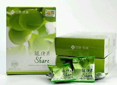 Health Share Plum for Loose Weight and Detox x 5 boxes (16.80/box)