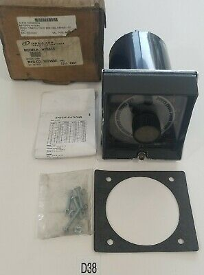 *NEW IN BOX* Danaher Eagle Signal HP56A6 Timer 0 to 60 Min Timing Range 120 VAC