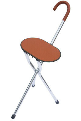 Leather Tripod Seat Stick