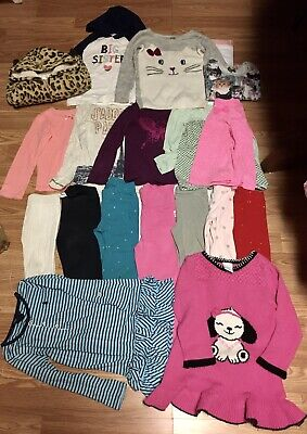 4t girls fall clothes lot