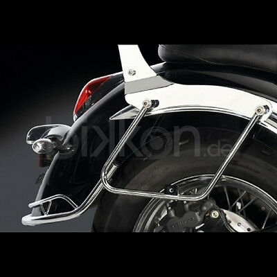 Kawasaki Saddle Bag Holder Set VN900, Vulcan 900