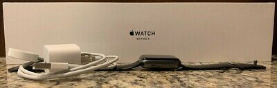 Apple Watch Series 3 gps 42 Mm Space Gray Aluminum With BlackMTF32LLA USED