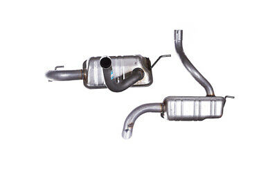 OEM QUALITY  BOX WITH TAIL PIPE FOR MERCEDES BENZ GMZ340