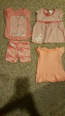 4t Girl Clothes Lot shirts