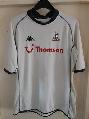 Tottenham Hotspur Fc Home Football Shirt - 2002/04 - Xxl 2Xl - Spurs Kappa - A9