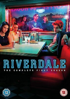Riverdale: The Complete First Season DVD (2017) K.J. Apa cert 12 GENUINE 3discs