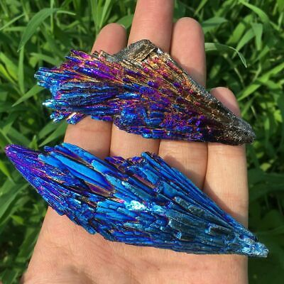 Miniatures Mineral Collection 6pcs Mixed Natural Gems Crystals Specimens