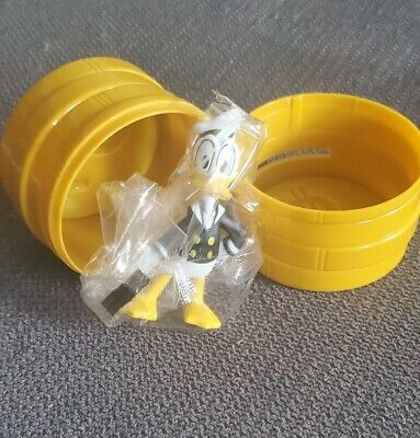 Disney DuckTales Money Stacks Mini Figure Donald Duck SEALED