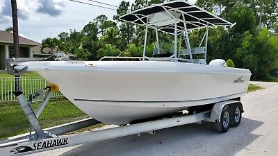 2014 Pro-Line 230 with 2017 YAMAHA 250 HP WITH ONLY 217 hrs,Warranty 03/29/2023