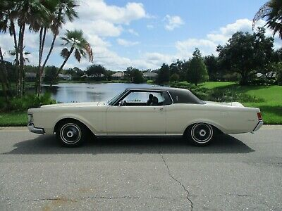 1969 Lincoln Mark Series  1969 LINCOLN CONTINENTAL MARKIII  GORGEOUS   69,544 MILES EXCELLENT CONDITION