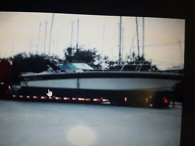 1992 Cary 45 Project Boat Twin 2007 3126 Cat Diesels 420Hp Zf Trans, Low Hours
