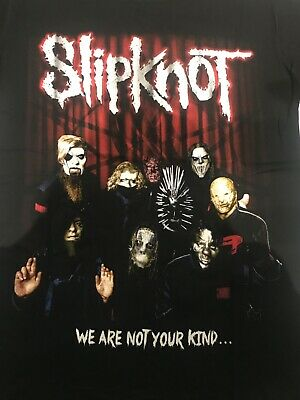 Slipknot - We Are Not Your Kind  T Shirt