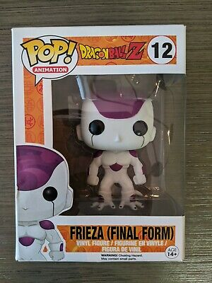 Funko POP! Animation: Dragon Ball Z - Frieza (Final Form) 12 (DAMAGED BOX) Vinyl
