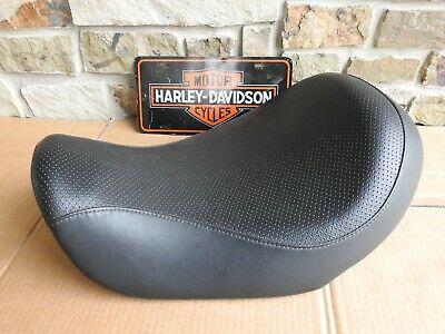 2007 Harley Dyna Super Glide Oem Solo Seat