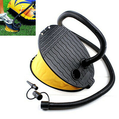 New 5 LITRE BELLOWS FOOTPUMP STEP AIR PUMP Beds Boat Dingy Pool Inflatable Toys
