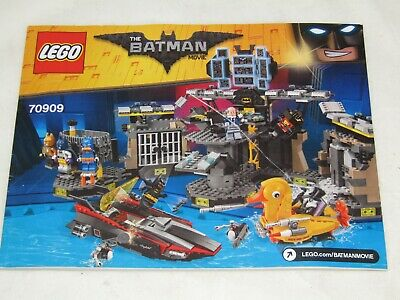 Split From Set 70909 NEW LEGO The Batman Movie DUCK VEHICLE ONLY